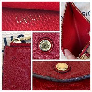 Louis Vuitton Bags - LV Wallet Portefeuille Empreinte DUST BAG & INSERT